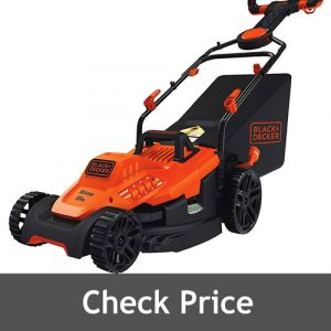 BLACKDECKER BEMW472ES Electric Mower