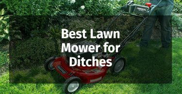 Best Lawn Mower for Ditches
