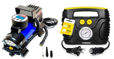 Best Portable Air Compressor for Motorcycle Tires