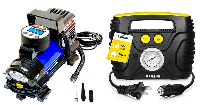 5 Best Portable Air Compressor for Motorcycle Tires in 2019