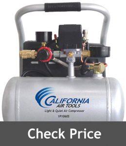 California Air CAT 1P1060S Portable Air Compressor Review