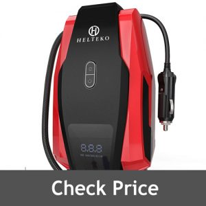 Helteko Portable Air Compressor Pump 150PSI 12V Review