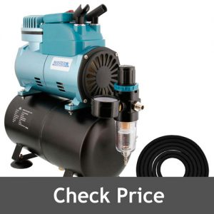 Master Airbrush TC 40T Air Compressor Review