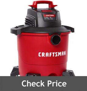CRAFTSMAN CMXEVBE17590 9 gallon Portable Shop Vacuum