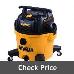 DeWALT 9 Gallon Poly Vacuum