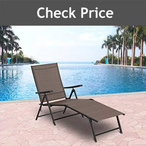 PHI VILLA Outdoor Lounge Chair
